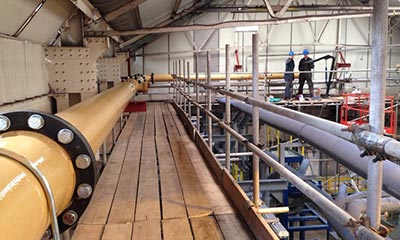 Commercial Pipework